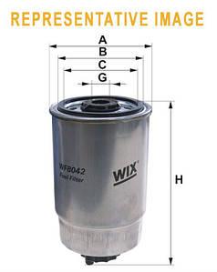 WIX WF8277 Фільтр паливний Filtron PP 968