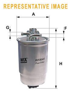 WIX WF8180 Фільтр паливний Filtron PP 839/2