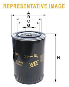 WIX 95035E Фільтр паливний Filtron PP 861/4