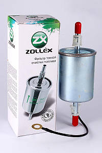 Zollex Фільтр паливний Z-006 Daewoo,ВАЗ 2110 трубка