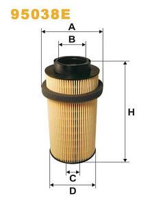 WIX 95038E Фільтр паливний Filtron PE 975