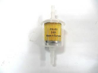 Zollex Фільтр паливний Z-601 прямий