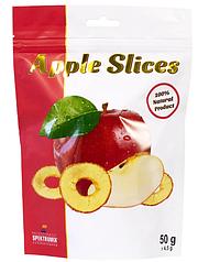 Слайсы яблочные сушеные Apple Slices, 50 г