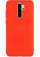 Чехол Molan Cano full для Xiaomi Redmi Note 8 Pro красный (ксиоми редми нот 8 про)