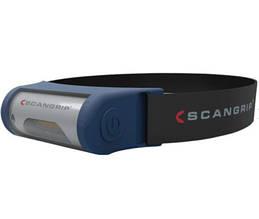 Светодиодный аккумуляторный налобный фонарик - Scangrip I-VIEW (03.5026)
