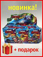 Набор героев Brawl Stars | Игровой набор карточки к игре Brawl Stars Бравл Старс | Карточки Бравл Стар