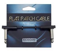 Патч-кабель ROCKBOARD RBOCABPC F5 BLK FLAT PATCH CABLE