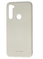 Чехол Molan Cano full для Xiaomi Redmi Note 8 Pro серый (ксиоми редми нот 8 про)
