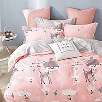 Подростковое постельное белье Сатин Твил 439 Полуторный Мультипликационный принт (1005797)