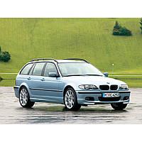 Ветровики, дефлекторы, защита окон для BMW seria 3,E36 5d 1991-1998 (+OT) combi \ БМВ универсал (11137 / 014)
