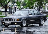 Ветровики, дефлекторы, защита окон для машины BMW seria 7,E32 11/1986-1994 (+OT) \ БМВ 7 серии (11117 / 010)