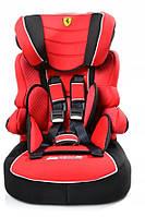 Дитяче автокресло Ferrari Beline 9-36 кг червоне, фото 1