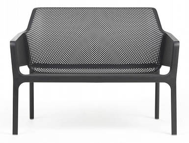 Скамейка Net Bench Antracite ТМ Nardi