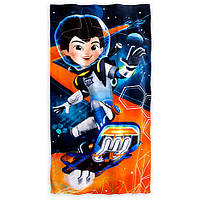 Детское махровое полотенце Disney оригинал Майлз с Другой планеты