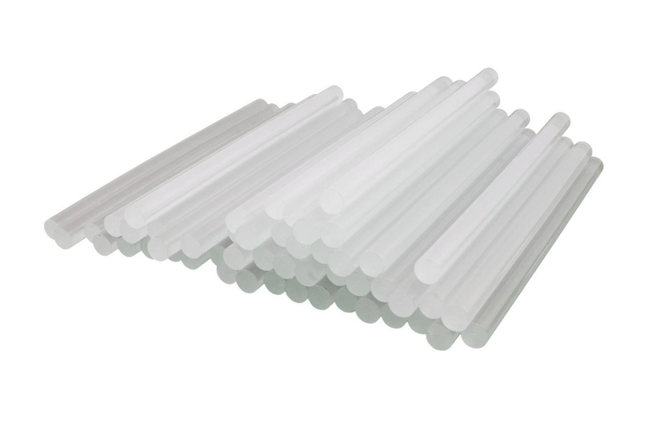 Клеевые стержни Miol - 11,2 х 200 мм, прозрачные (1 кг)