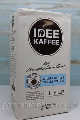 Кава мелена Idee 100% арабіка 500гр