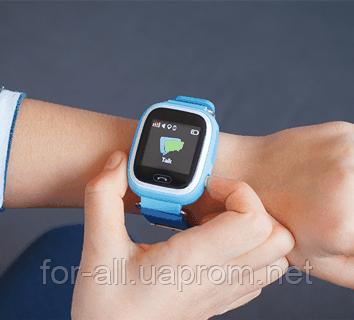 Фото умные детские часы с трекером