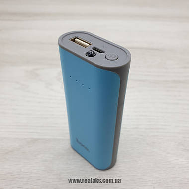 PowerBank Hoco 5200mA B21 (Blue), фото 2