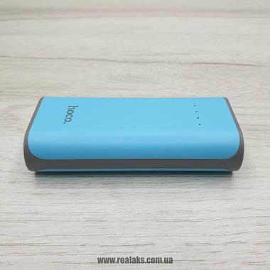 PowerBank Hoco 5200mA B21 (Blue), фото 3