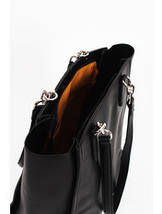 Сумка кросс-боди David Jones 5719 черного цвета, фото 2