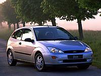 Ветровики, дефлекторы, защита окон для автомобиля FORD Focus 3d 1998-2005 \ Форд Фокус купе (15242 / 025)
