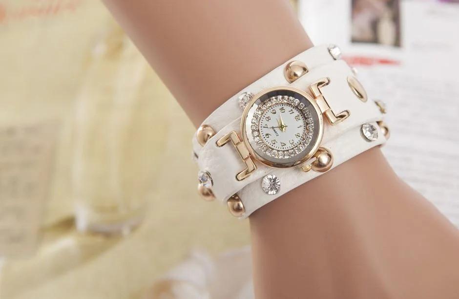 Женские часы - браслет широкий