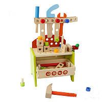 Конструктор стол с интсрументами. Обучающая игрушка. Отличный подарок для ребенка