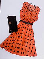 Жіноче плаття горох, фото 1