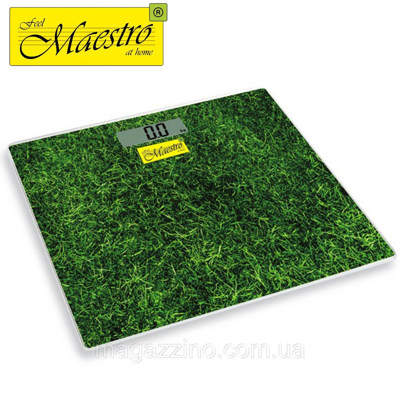 Весы напольные Maestro MR-1824, 150 кг.