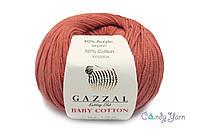 Gazzal Baby Cotton, Медный №3454