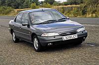 Ветровики, дефлекторы, защита окон для автомобиля FORD Mondeo 4d 1996-2000 \ Форд Мондео седан (15245 / 026)