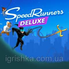 SpeedRunners Deluxe Bundle Ps4 (Цифровой аккаунт для PlayStation 4) П3