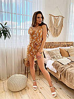 Шикарний легкий жіночий комбінезон, софт S/M/L, фото 1