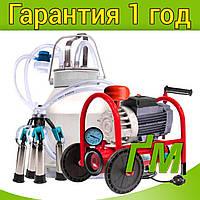 Доильный аппарат Буренка-1 НЕРЖАВЕЙКА 3000