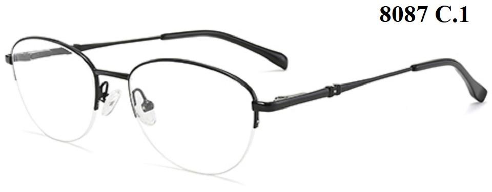 Полуоправные окуляри для читання GoodDay (від +0,5 до +4.0)