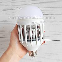 Светодтодная лампа Zapp Light / лампа от камаров  / лампа от насекомых / лампа уничтожитель насекомых