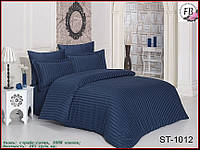 Постельное белье страйп - сатин ST-1012