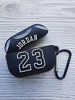 Чохол для Airpods Pro Джордан 23 Jordan 23 чорний