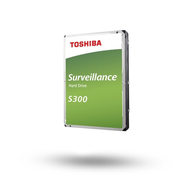 Накопитель HDD SATA 8.0TB Toshiba S300 7200rpm 256MB (HDWT380UZSVA)
