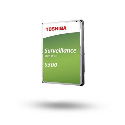 Накопичувач HDD SATA 8.0 TB Toshiba S300 7200rpm 256MB (HDWT380UZSVA), фото 2