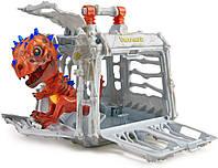 Игровой набор интерактивный динозавр и клетка WowWee Untamed Jailbreak Playset - Krypton