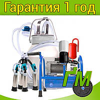 Масляный доильный аппарат Буренка-1 Комби 3000