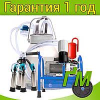 Масляный доильный аппарат Буренка-1 Нержавейка 3000