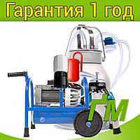 Масляный доильный аппарат Буренка-1 Макси 3000