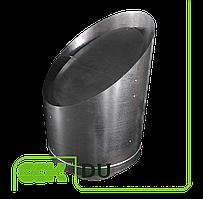 Крышный элемент вентиляции круглый DU-200 ZS