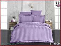 Постельное белье страйп - сатин ST-1009