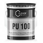 Clever PU Base 100 швидковисихаюча ПУ гідроізоляція 1комп (5кг)