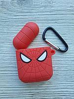 Чохол для Airpods Людина павук Spider Man