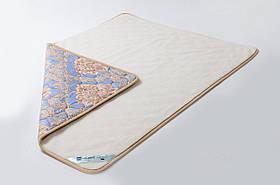 Одеяло из овечьей шерсти мериноса Woolmark 140х200 см HILZER Merino Шерсть/Сатин