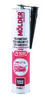 Полиуретановый герметик MOLDER Polyurethan Dichtungsmittel Fur Fahrzeuge черный 310мл. (PU9080)